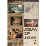 Joelma 23º Andar (DVD) - Vários (veja lista completa)
