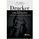 Drucker em 33 Li��es - Peter F. Drucker