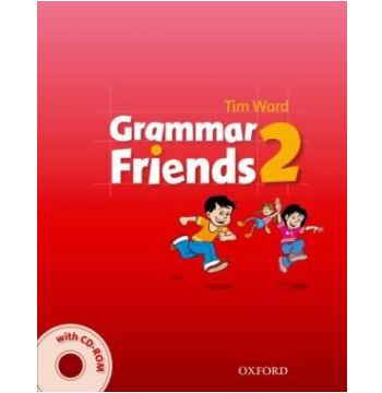 Grammar Friends 2 Student Book With Cdrom Cd Included