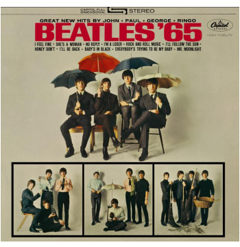 The Beatles - Beatles '65 (CD)