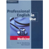 Professional English In Use Medicine - Ron Howard