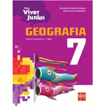 Geografia - 7º ano - Ensino Fundamental  II
