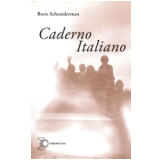 Caderno Italiano - Boris Schnaiderman