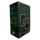 Coleção Asylum - Asylum + Sanctum (2 Vols.)