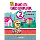 Buriti - Geografia - 2º Ano - Editora Moderna