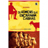 Os Homens que Encaravam Cabras - Jon Ronson