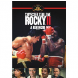 Rocky II - A Revanche (DVD) - Sylvester Stallone (Diretor)