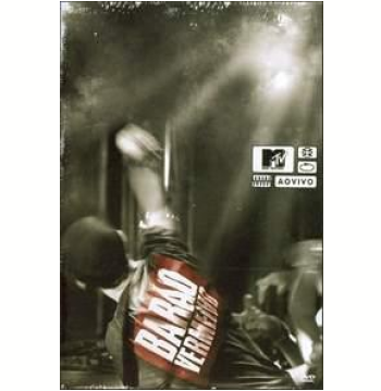 MTV Ao Vivo - Barão Vermelho (DVD)