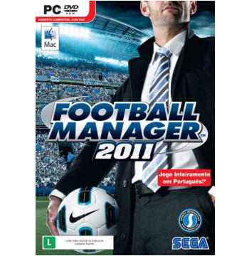 Football Manager 2011  (PC)