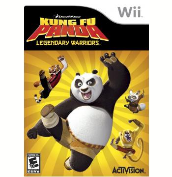 Kung Fu Panda: Legendary Warriors (Wii)