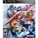 Soulcalibur V (PS3) -