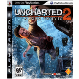 Uncharted 2 Among Thieves Platinum (PS3) -