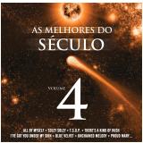 As Melhores Do Seculo Vol.4 (CD) - Diversos