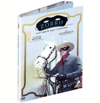 Coleção Zorro - O Cavaleiro Solitário Anos 1949 & 1950 (DVD)