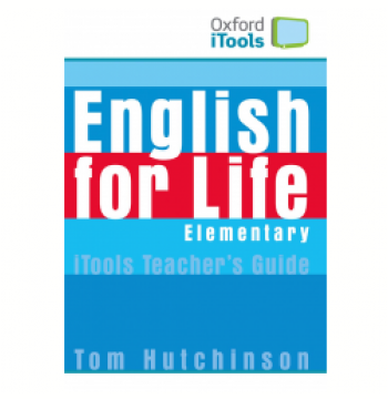 English For Life Elementary Cdrom & Flashcards Pack (Itools) (CD)