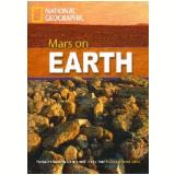 Footprint Reading Library - Level 8  3000 C1 - Mars On Earth - British English - Rob Waring