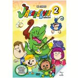 Jacarelvis-e Amigos - Vol.2 (DVD) - Jacarelvis