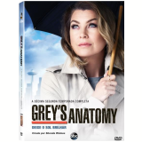 Grey's Anatomy - 12ª Temporada (DVD)