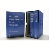 Box - William Shakespeare - Teatro Completo (3 Volumes) - William Shakespeare