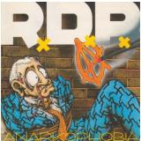 Ratos de Porão - Anarkophobia (CD) - Ratos de Porão