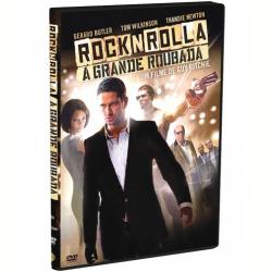 DVD - Rock N ´ Rolla: A Grande Roubada - Vários ( veja lista completa ) - 7892110058261