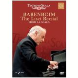 The Liszt Recital - Daniel Barenboim (DVD) - Daniel Barenboim