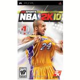 NBA 2K10 (PSP) -