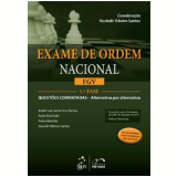 Exame de Ordem Nacional  - André Luiz Santa Cruz Ramos