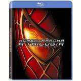 Homem-Aranha: A Trilogia (Blu-Ray) - James Franco, Tobey Maguire, Kirsten Dunst