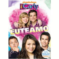 DVD - iCarly Eu Te Amo - Miranda Cosgrove, Jennette McCurdy, Nathan Kress - 7899587908839