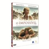 O Impossível (DVD) - Tom Holland, Ewan McGregor, Naomi Watts