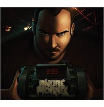 Andre Moraes - André Moraes - 3:33 (CD)