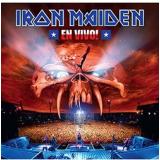 Iron Maiden - En Vivo! - Duplo (CD) - Iron Maiden