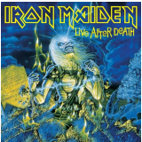 Live After Death [cd Duplo] (CD) - Iron Maiden