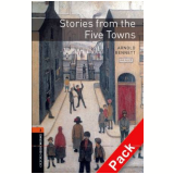 Stories From The Five Towns Cd Pack Level 2 - Third Edition - Arnold Bennett