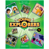 Young Explorers 1 Class Book -