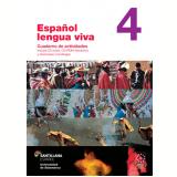 Español Lengua Viva 4 - Cuaderno De Actividades + Cd Audio + Cd-rom - José Fernández González