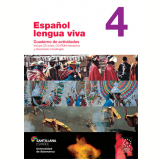 Español Lengua Viva 4 - Cuaderno De Actividades + Cd Audio + Cd-rom