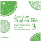 American English File 3 Audio (3 Cds) (CD) -