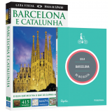 Kit - Guia Visual Barcelona e Cataluna + Guia de Bicicleta (2 Vols.) - Dorling Kindersley; Andrew Edwards; Max Leonard