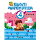 Buriti - Matemática - 4º Ano - Editora Moderna