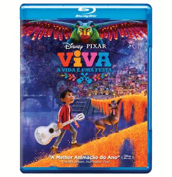 Viva - A Vida é Uma Festa (Blu-Ray)