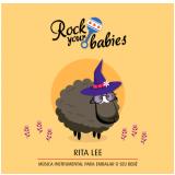Rita Lee - Rock Your Babies (CD) - Rita Lee