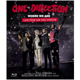 One Direction - Where We Are (Blu-Ray) - One Direction