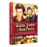 Guerra , Sombra e Água Fresca - 3º Temporada (DVD) - Vários (veja lista completa)