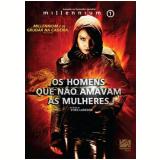 Millennium - Os Homens Que Não Amavam as Mulheres (DVD) - Lena Endre, Michalis Koutsogiannakis, Noomi Rapace