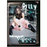 Pitty - Admirável Vídeo Novo (DVD) - Pitty