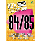 80's Collection – 1984 e 1985 (DVD) - Vários (veja lista completa)