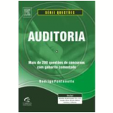 Auditoria - Questões - Rodrigo Fontenelle de Araújo Miranda