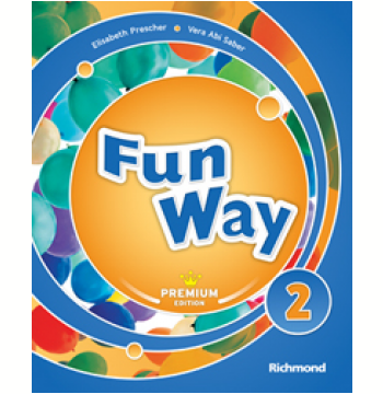 Fun Way 2 - Premium Edition - Ensino Fundamental I - 2º Ano